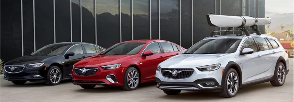 New Buick Cars >> New Buick Cars And Suvs An Overview Of Popular 2018 Models